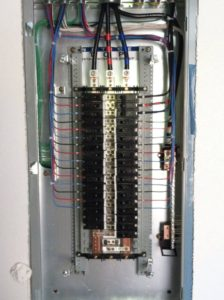 Commercial 3 Phase Electrical Panel | TechCity Electric
